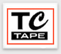 Brother P-touch TC Tapes Logo