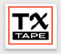 Brother P-touch TX Tapes Logo