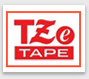 Brother P-touch TZe Tapes Logo